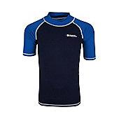 Rash Kids Swim Summer Beach High UV Protection Quick Drying Vests - Blue