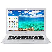 "Acer CB5-311, 13.3"" Chromebook, NVIDIA Tegra, 2GB RAM, 16GB SSD - White"