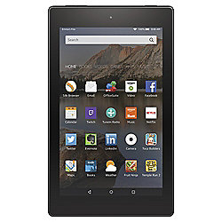 "Amazon Fire HD 8, 8"", Tablet, 8GB, WiFi - Black (2015)"