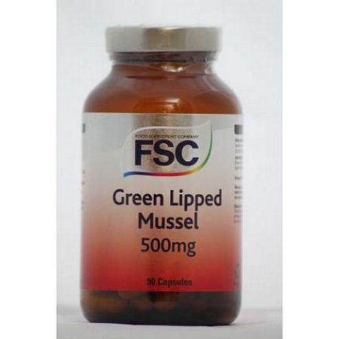 Fsc Green Lipped Mussel 500Mg 90 Tablets