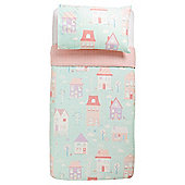 Pretty House Duvet Set SB