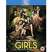 Girls Season 3 Blu-Ray