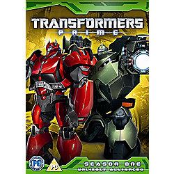 Transformers Prime - Season 1 Part 4 (Unlikely Alliances)