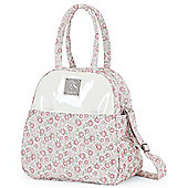 Bebecar Prive Luxury Changing Bag (Floral Pink)