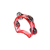 Stagg Mini Tambourine - Red