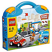 LEGO Bricks Blue Suitcase 10659