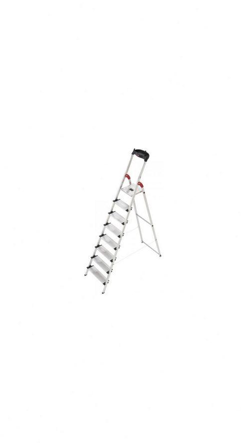 Hailo 346cm XXL Aluminium Safety Stepladder