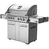 Napoleon LEX605RSBIPSS with Side Burner Infrared Bottom and Rear Burners