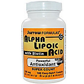 Jarrow Alpha Lipoic Acid 100mg 180 Tablets