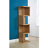 Elements Utah S Shape Shelf - Oak