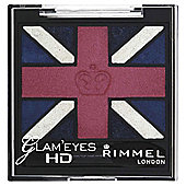 Rimmel HD Union Jack Eye shadow True Union Jack