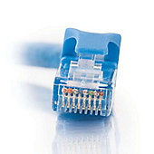 Cables To Go Cat6 550 MHz Snagless Patch Cable - Blue