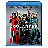 Zoolander 2 Blu-ray