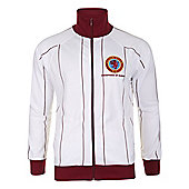 Aston Villa 1982 Away Track Jacket - White