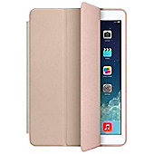 Apple Smart Leather Protective Case (Beige) - for iPad Air