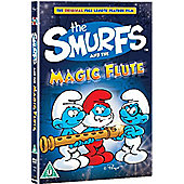 The Smurfs And The Magic Flute (DVD)