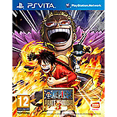 One Piece: Pirate Warriors 3 PS VITA