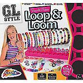 Loop 'N' Loom Bracelet Maker Kit With 600 Bands