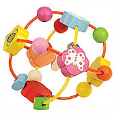 Bigjigs Toys BB038 Activity Ball