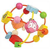 Bigjigs Toys BB038 Activity Ball