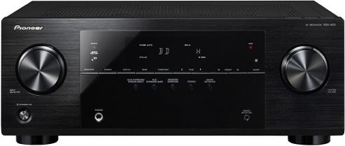 PIONEER VSX521 3D READY HOME CINEMA RECEIVER