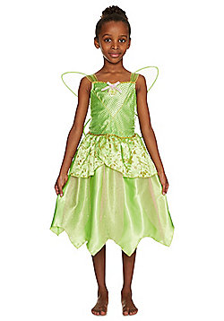 Disney Fairies Tinker Bell Dress-Up Costume - 3-4 yrs