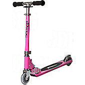 JD Bug Original Street Scooter MS130 - Pastel Pink