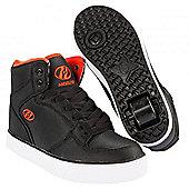 Heelys Cart 2.0 Black/Red Heely Shoe - - Black