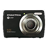 Praktica DigiPix 1027 Camera Black 10MP 8xDigital Zoom 2.7TFT 30fps