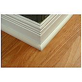 Floor Cabl Mgt White