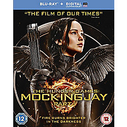 The Hunger Games: Mockingjay Part 1 (Blu-ray)