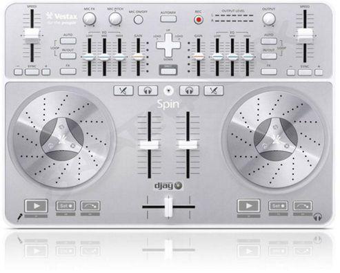Vestax Di Spin-Controller