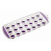 Kitchen Craft Colour Works Ice Cube Tray Purple 21H