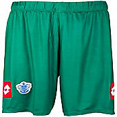 2013-14 QPR 3rd Lotto Football Shorts - Green