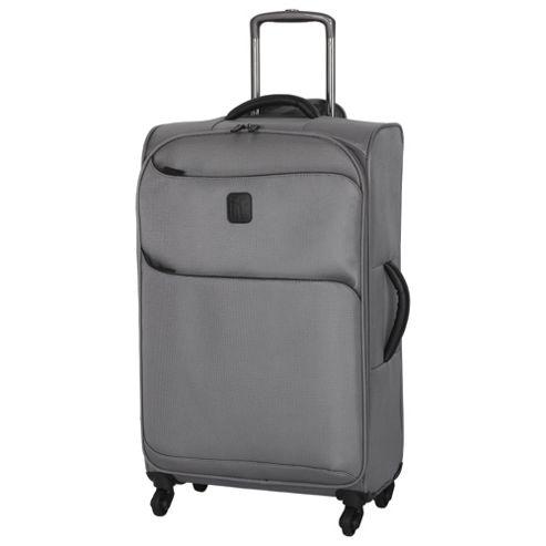 buy it luggage megalite 4 wheel suitcase griffin medium. Black Bedroom Furniture Sets. Home Design Ideas
