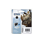 Epson T1002 Inkjet Cartridge DuraBrite Ultra for Stylus BX600FW/B40W Cyan Ref T10024010