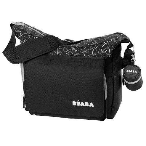BEABA Vienna Changing Bag, Black/grey
