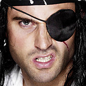 Smiffy's - Eye Patch - Black