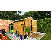 BillyOh 4000 8 x 6 Windowless Tongue & Groove Apex Shed