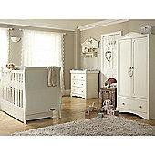 Mee-go Sleep Nursery Room Set - Ivory
