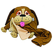 Snuggle Pets 120cm J-Animals Junior Dog