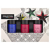 Collection Nail Polish Trio Gift Pack