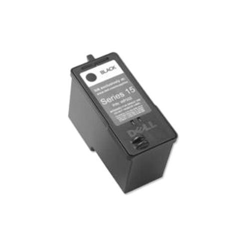Dell WP322 Series 15 Standard Black Ink Cartridge for Dell V105 All-In-One Inkjet Printer