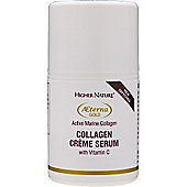 Aeterna Gold Collegen Creme Serum (50ml Cream)