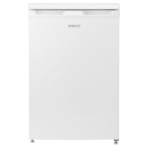 Beko UR584APW Fridge White