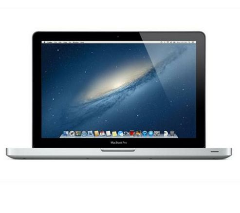 Apple Intel Core i7 2.3GHz 4GB 500GB 15.4inch Notebook Silver