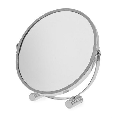 Blue Canyon Chrome Swivel Mirror