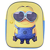 Minions Cool Summer Sm Backpck
