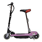 Homcom Electric E Scooter Ride on 24V Kids Toy Pink