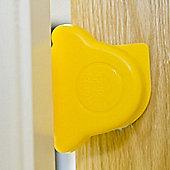 Happy Hands Door Stopper - Yellow